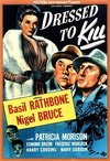 Dressed to Kill (1946) (Region 1 DVD)