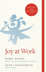 Joy At Work - Marie Kondo (Hardback) - Cover