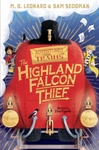 The Highland Falcon Thief - M.G. Leonard (Paperback)
