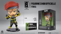 Tom Clancy's Rainbow Six Chibi Collection - Finka (Figurine) (Series 4)