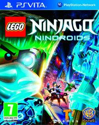 LEGO Ninjago Nindroids (PS VITA) - Cover