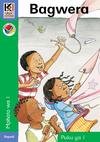Kag Rdr Sep G01 Bk01 Bagwera - Barbara Coombe (Paperback)