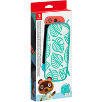 Carrying Case & Screen Protector - Animal Crossing Edition (Nintendo Switch)