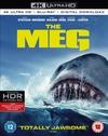 The Meg (4K Ultra HD + Blu-ray)