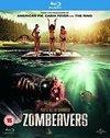 Zombeavers (Region A Blu-ray)