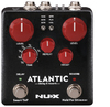 Nux NDR-5 Atlantic Delay & Reverb Guitar Effects Pedal