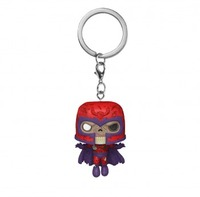 Funko Pop! Keychain - Marvel Zombies - Magneto - Cover
