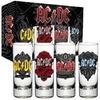 AC/DC - Shot Glasses (Set of 4)