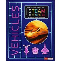 Adventures In Steam: Vehicles - Georgia Amson-Bradshaw (Paperback)