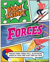 Boom! Science: Forces - Georgia Amson-Bradshaw (Paperback)
