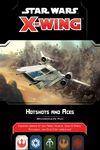 Star Wars: X-Wing (Second Edition) - Hotshots and Aces Reinforcements Pack (Miniatures)