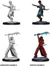 Dungeons & Dragons - Nolzur's Marvelous Unpainted Miniatures - Female Human Rogue (Miniatures)