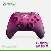 Microsoft - Xbox One Wireless Bluetooth Controller - Phantom Magenta Special Edition (Xbox One/PC Windows 10)