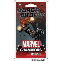 Marvel Champions: The Card Game - Black Widow Hero Pack (Card Game)