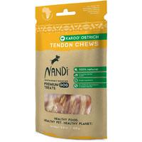 Nandi - Tendon Chews Karoo Ostrich (100g)