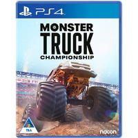 Monster Truck Championship (PS4)