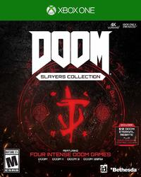 Doom Slayers Collection (US Import Xbox One) - Cover