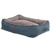 Rogz - Indoor 3D Pod Dog Bed - Petrol/Grey (Small)