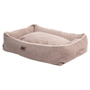 Rogz - Indoor 3D Pod Dog Bed - Natural/Sand (Medium)