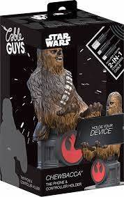 """Cable Guy - Star Wars """"Chewbacca""""  20cm - Phone & Controller Holder"""