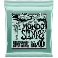 Ernie Ball Mondo Slinky 10.5-52 Nickel Wound Electric Guitar Strings