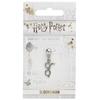 Harry Potter - Lightning Bolt With Glasses Slider Charm (Bracelet)