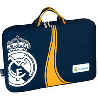 Real Madrid - Trim Laptop Bag - 15.6 inch (Orange)