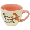 Friends - You Are My Lobster Hidden Feature Mug