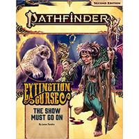 Pathfinder: Extinction Curse  - The Show Must Go On - Jason Tondro (Role Playing Game)
