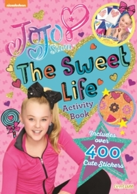 Jojo the Sweet Life Activity Book - Centum Books Ltd (Paperback) - Cover