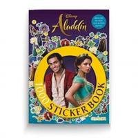 Aladdin 1000 Sticker Book (Paperback)