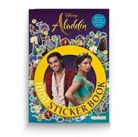 Aladdin 1000 Sticker Book (Paperback) - Cover