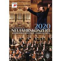 Andris Nelsons & Wiener Philharmoniker - Neujahrskonzert 2020 / New Year's Concert 2020 (DVD)