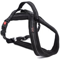 Dog's Life - Outdoors & Adventure Harness With Handle - Black (XX-Large)