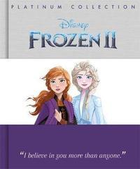 Frozen II: Platinum Collection - Igloo Books (Hardback) - Cover