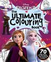 Frozen II: Ultimate Colouring Book - Igloo Books (Paperback)