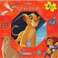 Disney Lion King: My First Puzzle Book - Phidal Publishing Inc. (Hardback)
