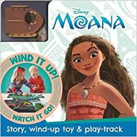 Moana:Busy Book - Disney (Board Book)