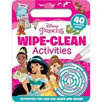 Princess Wipe Clean Activities - Disney (Hardback)