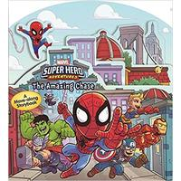 Super Hero Adventures: Amazing Chase - Marvel (Board Book)