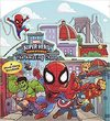 Super Hero Adventures: Amazing Chase - Marvel (Board Book)