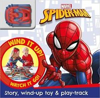 Spider-Man: Busy BB & Toy - Marvel (Board Book) - Cover