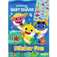Baby Shark: Sticker Fun - Centum