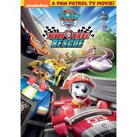 Paw Patrol: Ready  Race  Rescue (DVD)