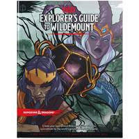 Dungeons & Dragons - Explorer's Guide To Wildemount (Role Playing Game)