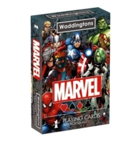 Marvel Universe - Playing Cards - Cover