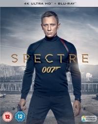 Spectre (4K Ultra HD + Blu-ray) - Cover