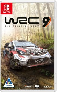 World Rally Championship 9 (Nintendo Switch)
