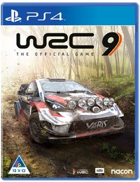 World Rally Championship 9 (PS4)