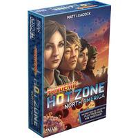 Pandemic: Hot Zone - North America (Board Game)
